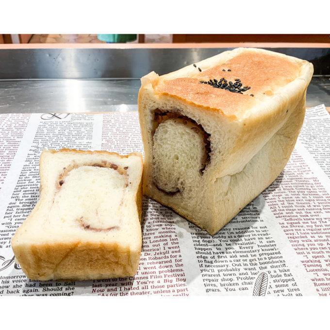生食パン(あんこ)